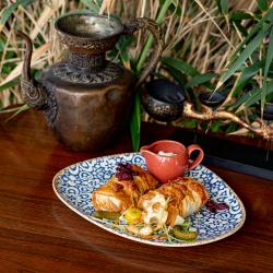 Plăcinte cu pui,ciuperci și sos tartar image