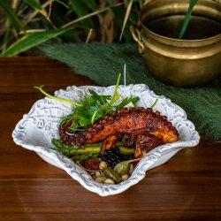 Caracatiță cu sparanghel image
