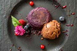 Lava Cake de ciocolată cu alune image