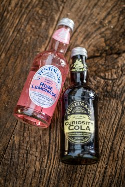 Fentimans Rose Lemonade 330 ml image