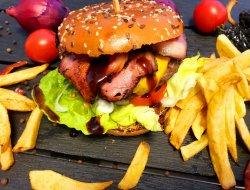 Burger Jack Daniels