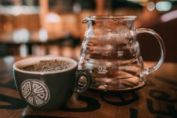 Pour Over Coffee image