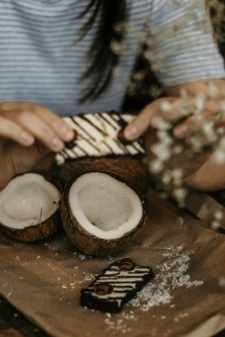 Coconut Bar image