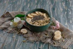Smoothie bowl dovleac & chia image