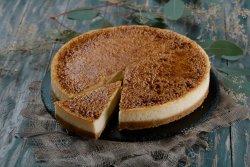 Creme Brulee Cheesecake image