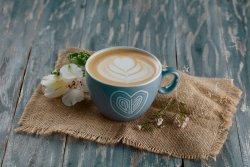 Salty Caramel Coffee image
