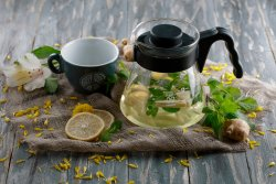 Nibbana Ginger Tea image