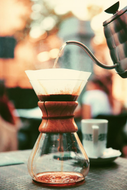 Chemex coffee image