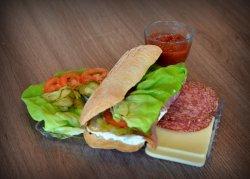 Sandwich Hot Tango