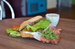 Sandwich Latin freshness