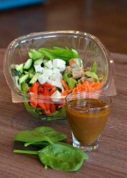 Salata spring fresh