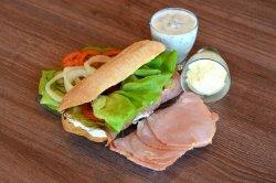 Sandwich Dans tiganesc