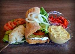 Sandwich Vegan image