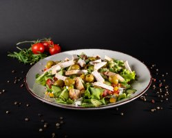 Salată Chicken image