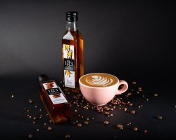 Flavoured Latte image