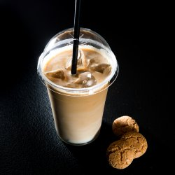 Flavoured Iced Latte image