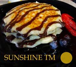Tiger King Pancakes