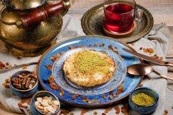 Kunafa libanez