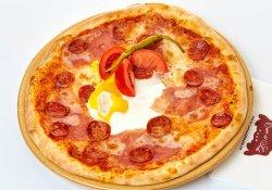 Pizza Bănățeană image