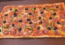 Pizza Diavola 60/40 cm