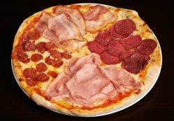 Pizza Quattro Carne image