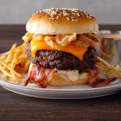 Burger Maxim'S Mediu 1