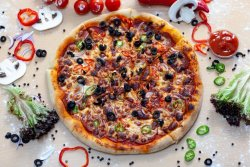 30% Reducere Pizza Diavola image