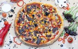 30% Reducere Pizza Vegetariană image