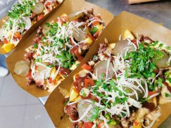 50% Reducere: Burger Loaded fries image