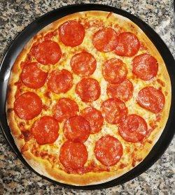 1+1Pizza Diavola image