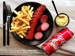 Meniul zilei - Fel principal + Coca Cola image