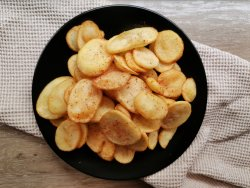 Rondele crocante de cartofi image