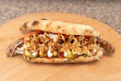 Hot Dog Bavarez