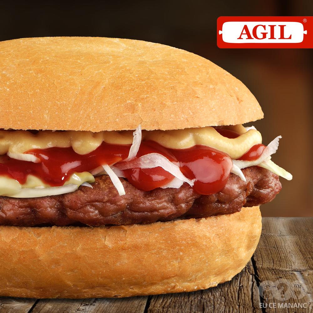 Agil - Hot Grill Piata Verde cover image