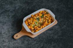Macaroni con Pollo e Funghi image