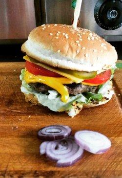 Burger de vita Food Box