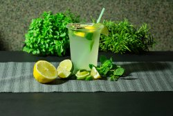 Limonadă cu menta si zahar - 500ml