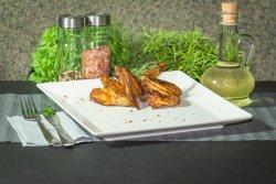 Aripioare de pui la grătar cu jar, cu mujdei de usturoi gratis