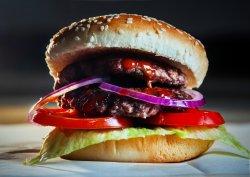 Double Hamburger image