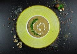 Supă crema de ciuperci image