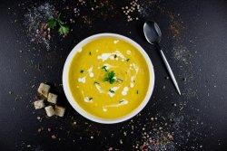 Supă cremă de pui