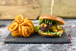 Burger vită  image