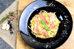 Paste carbonara vero image