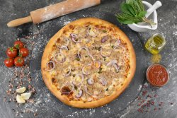 08 Pizza Tonno 41 cm 30% reducere