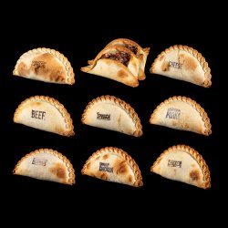 Make Your Own 9 Empanadas image