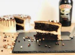 Baileys© & Coffee Cake