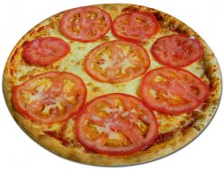 Pizza Capresse 21 cm image