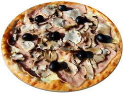 Pizza Capriciosa Specială 41 cm