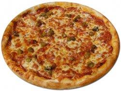 Pizza Diavolo 21 cm