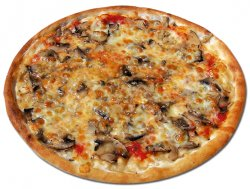Pizza Funghi 21 cm image